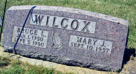 WILCOX, BRUCE L. - Linn County, Iowa | BRUCE L. WILCOX
