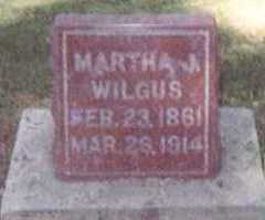WILGUS, MARTHA J. - Linn County, Iowa | MARTHA J. WILGUS