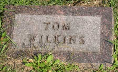 WILKINS, TOM - Linn County, Iowa | TOM WILKINS