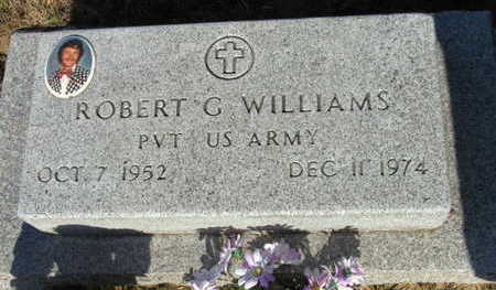 WILLIAMS, ROBERT G. - Linn County, Iowa | ROBERT G. WILLIAMS