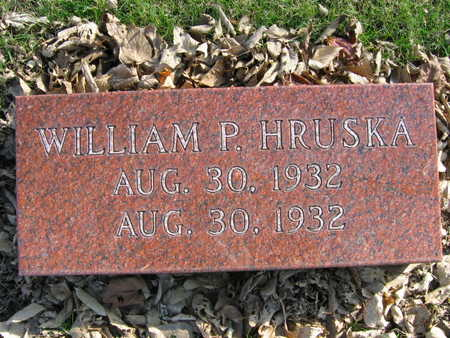 HRUSKA, WILLIAM P. - Linn County, Iowa | WILLIAM P. HRUSKA
