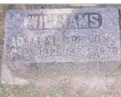 WILLIAMS, PHILO R. - Linn County, Iowa | PHILO R. WILLIAMS