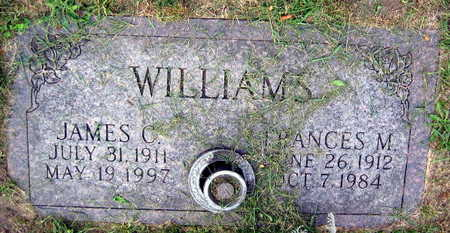 WILLIAMS, JAMES C. - Linn County, Iowa | JAMES C. WILLIAMS