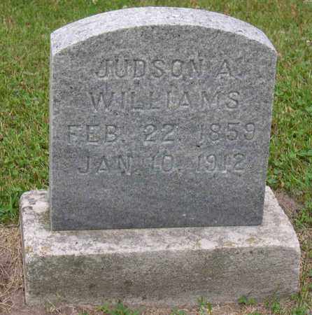 WILLIAMS, JUDSON A. - Linn County, Iowa | JUDSON A. WILLIAMS