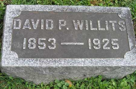 WILLITS, DAVID P. - Linn County, Iowa | DAVID P. WILLITS