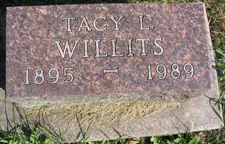 WILLITS, TACY L. - Linn County, Iowa | TACY L. WILLITS