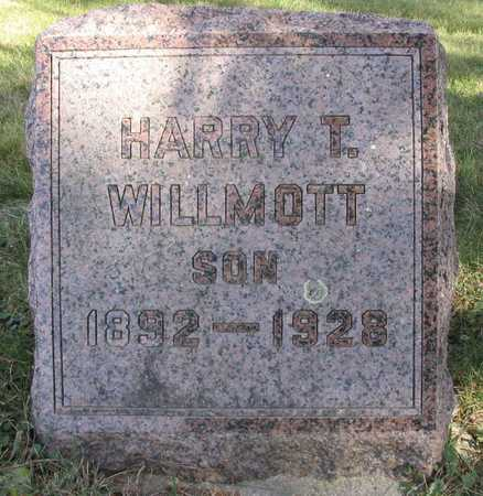 WILLMOTT, HARRY T. - Linn County, Iowa | HARRY T. WILLMOTT