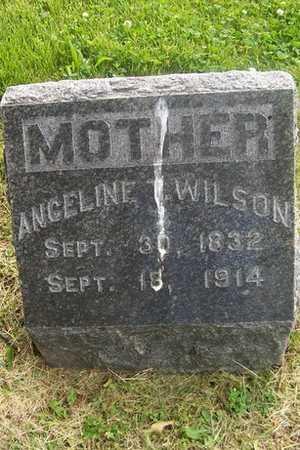 WILSON, ANGELINE - Linn County, Iowa | ANGELINE WILSON