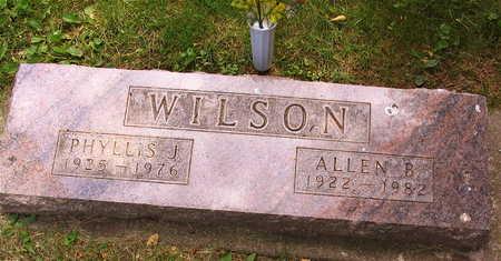 WILSON, ALLEN B. - Linn County, Iowa | ALLEN B. WILSON
