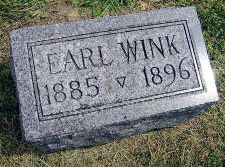 WINK, EARL - Linn County, Iowa | EARL WINK
