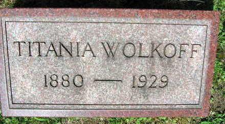 WOLKOFF, TITANIA - Linn County, Iowa | TITANIA WOLKOFF
