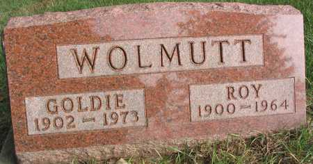 WOLMUTT, ROY - Linn County, Iowa | ROY WOLMUTT