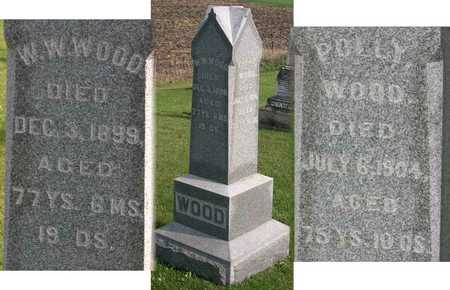 WOOD, W. W. - Linn County, Iowa | W. W. WOOD