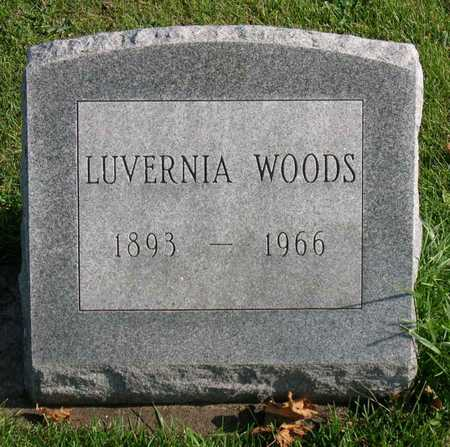 WOODS, LUVERNIA - Linn County, Iowa | LUVERNIA WOODS
