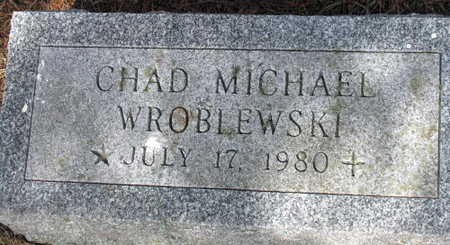 WROBLEWSKI, CHAD MICHAEL - Linn County, Iowa | CHAD MICHAEL WROBLEWSKI