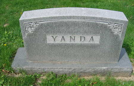 YANDA, FAMILY STONE  (YANDA PRIVRATSKY) - Linn County, Iowa | FAMILY STONE  (YANDA PRIVRATSKY) YANDA