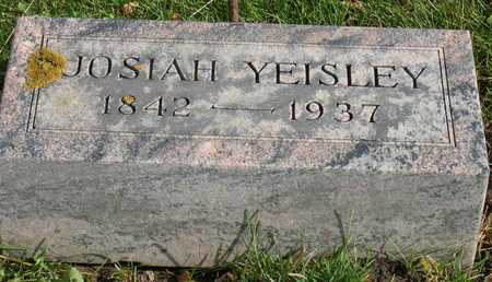 YEISLEY, JOSIAH - Linn County, Iowa | JOSIAH YEISLEY