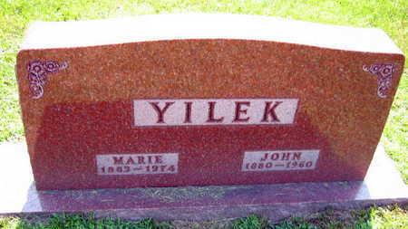 YILEK, JOHN - Linn County, Iowa | JOHN YILEK