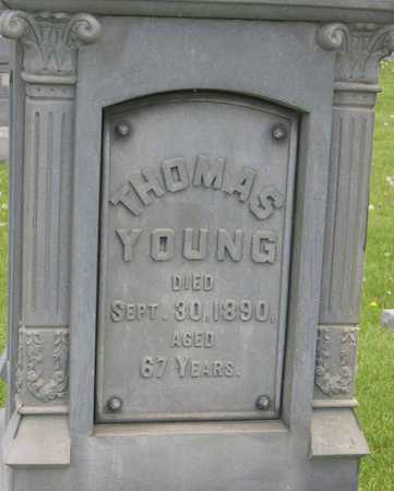 YOUNG, THOMAS - Linn County, Iowa | THOMAS YOUNG
