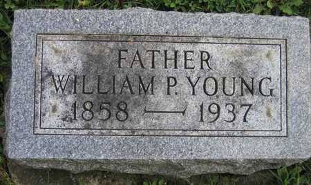 YOUNG, WILLIAM P. - Linn County, Iowa | WILLIAM P. YOUNG