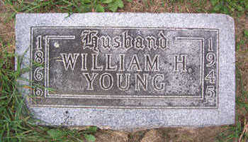 YOUNG, WILLIAM H. - Linn County, Iowa | WILLIAM H. YOUNG