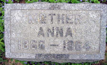 ZACEK, ANNA - Linn County, Iowa | ANNA ZACEK