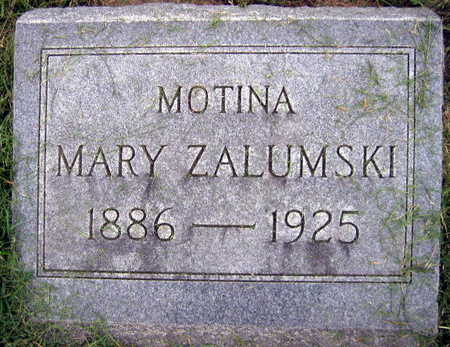 ZALUMSKI, MARY - Linn County, Iowa | MARY ZALUMSKI