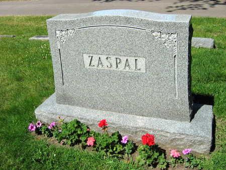 ZASPAL, FAMILY STONE - Linn County, Iowa | FAMILY STONE ZASPAL