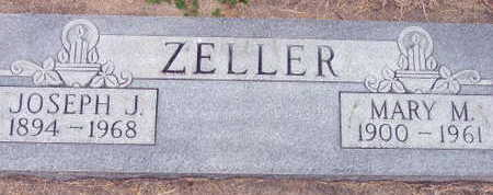 ZELLER, MARY M. - Linn County, Iowa | MARY M. ZELLER