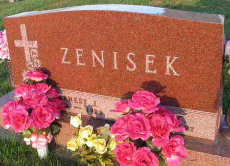 ZENISEK, ALICE C. - Linn County, Iowa | ALICE C. ZENISEK