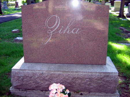 ZIHA, FAMILY STONE - Linn County, Iowa | FAMILY STONE ZIHA