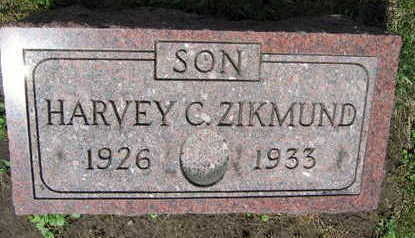 ZIKMUND, HARVEY C. - Linn County, Iowa | HARVEY C. ZIKMUND