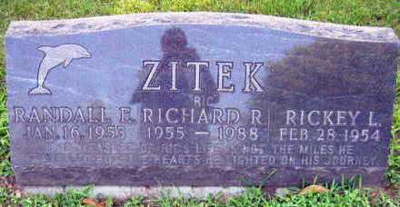 ZITEK, RICHARD R. - Linn County, Iowa | RICHARD R. ZITEK