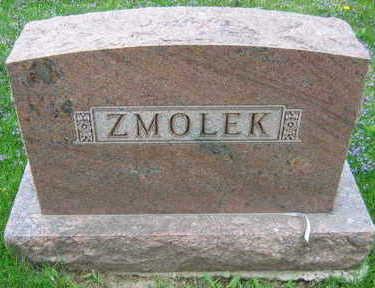 ZMOLEK, FAMILY STONE - Linn County, Iowa | FAMILY STONE ZMOLEK