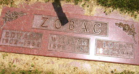 ZOBAC, EDWARD - Linn County, Iowa | EDWARD ZOBAC