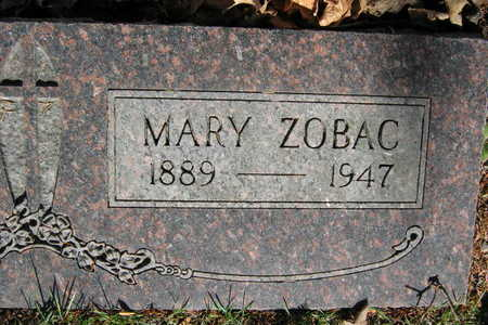 ZOBAC, MARY - Linn County, Iowa | MARY ZOBAC
