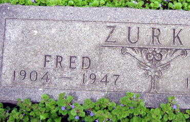 ZURKA, FRED - Linn County, Iowa | FRED ZURKA