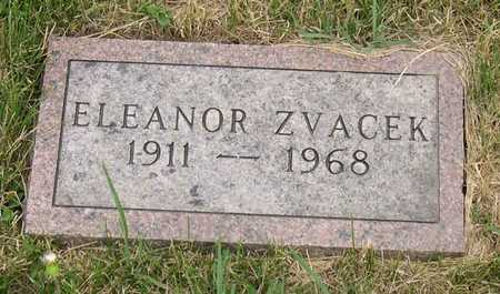 ZVACEK, ELEANOR - Linn County, Iowa | ELEANOR ZVACEK