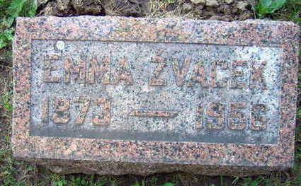 ZVACEK, EMMA K. - Linn County, Iowa | EMMA K. ZVACEK