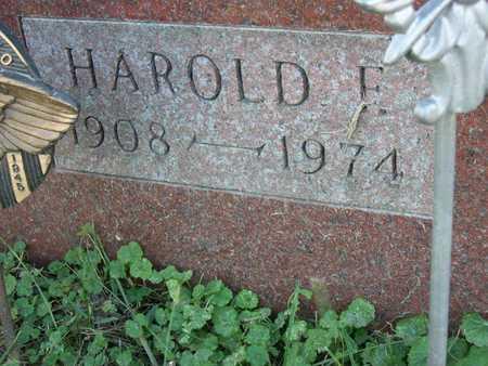 ZVACEK, HAROLD F. - Linn County, Iowa | HAROLD F. ZVACEK