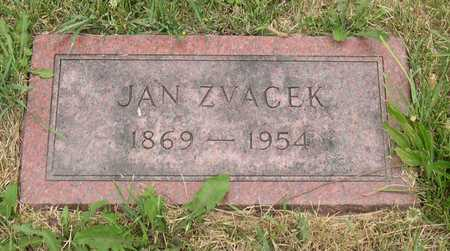ZVACEK, JAN - Linn County, Iowa | JAN ZVACEK
