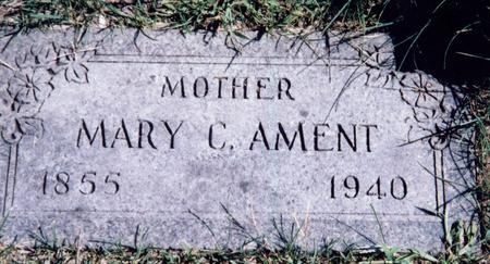 AMENT, MARY C. - Louisa County, Iowa | MARY C. AMENT