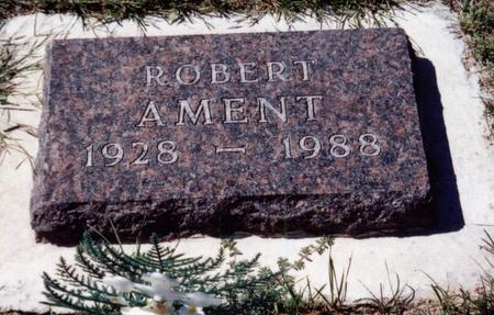 AMENT, ROBERT - Louisa County, Iowa | ROBERT AMENT