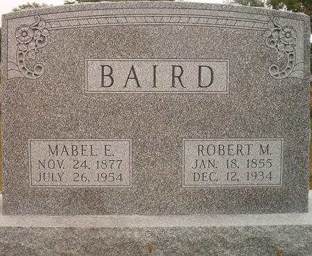 BAIRD, MABEL E. - Louisa County, Iowa | MABEL E. BAIRD
