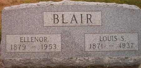 BLAIR, ELLENOR - Louisa County, Iowa | ELLENOR BLAIR