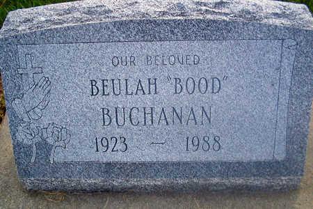 BUCHANAN, BEULAH