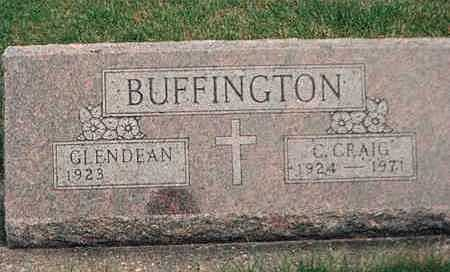BUFFINGTON, C. CRAIG - Louisa County, Iowa | C. CRAIG BUFFINGTON
