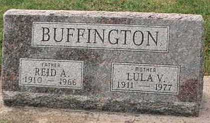 BUFFINGTON, LULA V. - Louisa County, Iowa | LULA V. BUFFINGTON