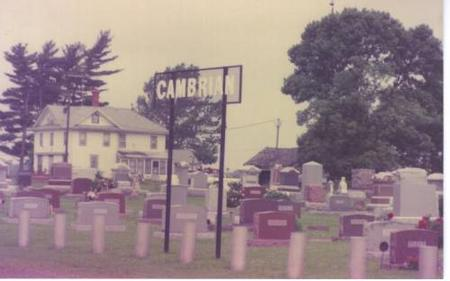 CAMBRIAN, CEMETERY - Louisa County, Iowa | CEMETERY CAMBRIAN