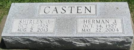 CASTEN, HERMAN - Louisa County, Iowa | HERMAN CASTEN